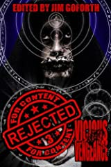 Rejected For Content 3: Vicious Vengeance (Volume 3) Paperback