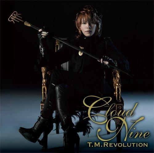 T.M.Revolution - Cloud Nine [Japan CD] ESCL-3641