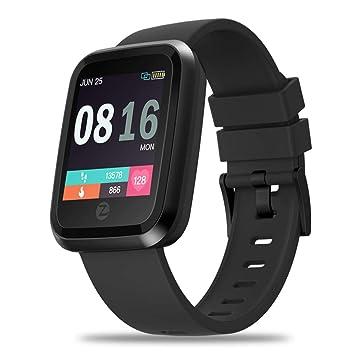 Amyove Zeblaze Crystal 2 Smartwatch IP67 Monitor de ...