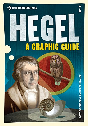 Pdf Graphic Novels Introducing Hegel: A Graphic Guide (Introducing...)