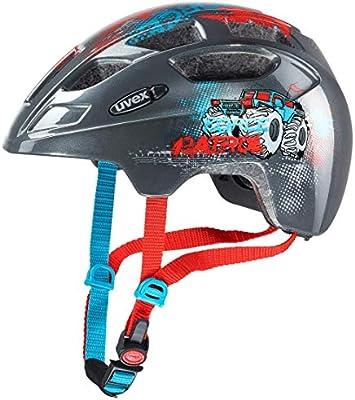 Uvex Finale Jr Juventud Unisex Casco de Bicicleta