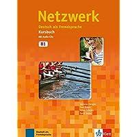 Netzwerk. B1. Kursbuch. Per le Scuole superiori. Con CD. Con espansione online: 3