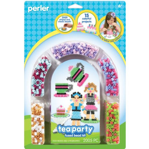 Perler Beads Fused Bead Party
