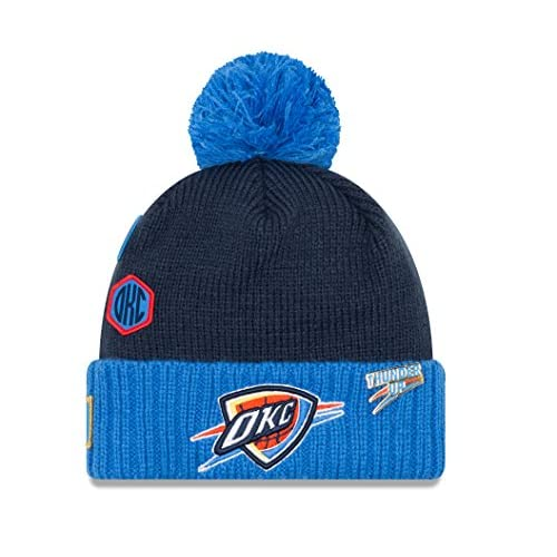A NEW ERA Oklahoma City Thunder NBA 2018 - Gorro de punto