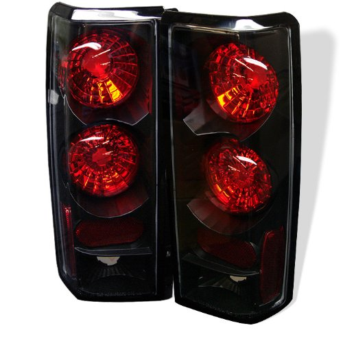 - Spyder Auto Chevy Astro / Safari Black Altezza Tail Light