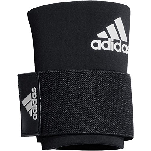 adidas AZ9675 Pro Series Wrist Supporter, Black/White, Large