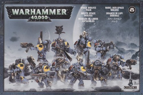 Space Wolf - Space Wolves Pack 2009 - Warhammer 40K by Games Workshop