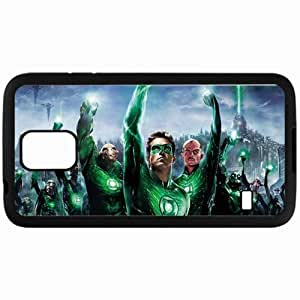 Personalized Samsung S5 Cell phone Case/Cover Skin 2011 green lantern 3d movies Black