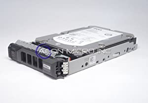 """07FPR - DELL ORIGINAL 10TB 7.2K SAS 3.5"""" 12Gb/s HDD KIT WITH 13TH GEN TRAY FOR T330, T430, T530, T630, R230, R330, R430, R530, R630, R730, R730XD, R930, PowerVault MD1220, MD1420 , MD3420"""