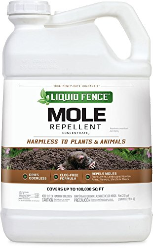 Liquid Fence HG-70168 Mole Concentrate Repellent, 2.5 (B-gon Max Concentrate)