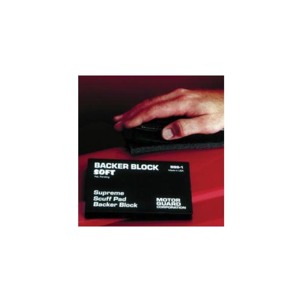 Motor Guard Corp - Soft Block- Each - Mcbbs1