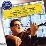 Beethoven, Mozart: Violin Concertos / Schneiderhan, Jochum
