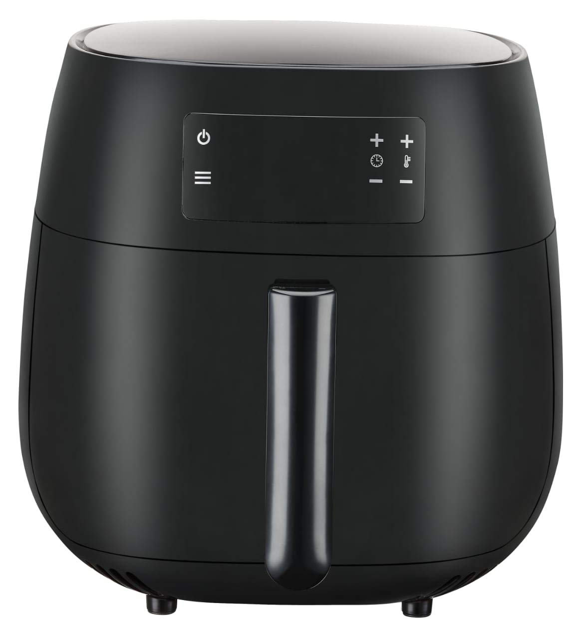 Emerald Air Fryer 4.0 Liter Capacity with Double Ceramic Basket & Pan Set, Digital LED Touch Display, Rapid Air Technology 1400 Watts (1819)