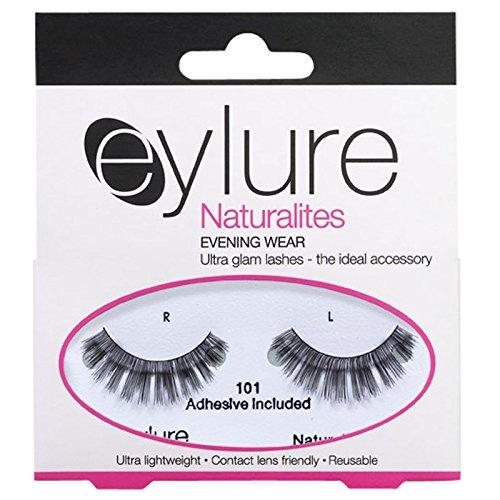 EylureのNaturalites夜はつけまつげを着用します (Eylure) (x6) - Eylure Naturalites Evening Wear False Eyelashes (Pack of 6) [並行輸入品] B01N3KSZJS
