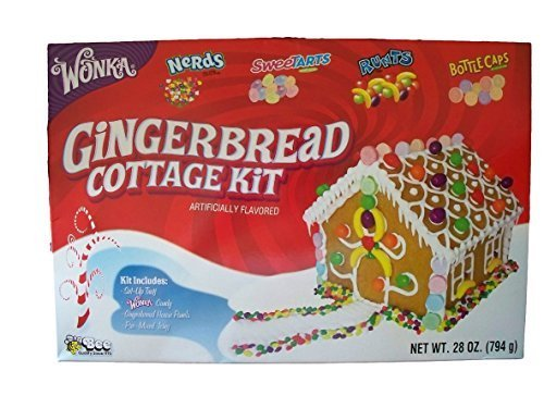Wonka Gingerbread Cottage Kit by Bee
