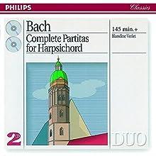 Complete Partitas for Harpsichord
