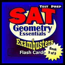sat test prep geometry review exambusters flash cards. Black Bedroom Furniture Sets. Home Design Ideas
