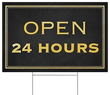 27x18 CGSignLab Victorian Frame Double-Sided Weather-Resistant Yard Sign 5-Pack Customer Parking Only