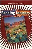 Reading Mastery 6 2001 Plus Edition: Presentation Book A