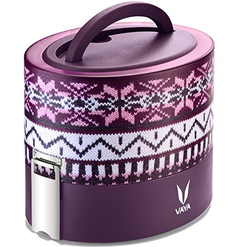 Insulated Stainless Steel Lunch Box 20.3 oz (holds 2.5 cups)