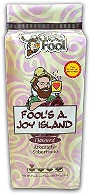 THE COFFEE FOOL Fool's A. Joy Island (Perk) 12 O