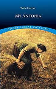 Paperback My Ántonia (Dover Thrift Editions) Book