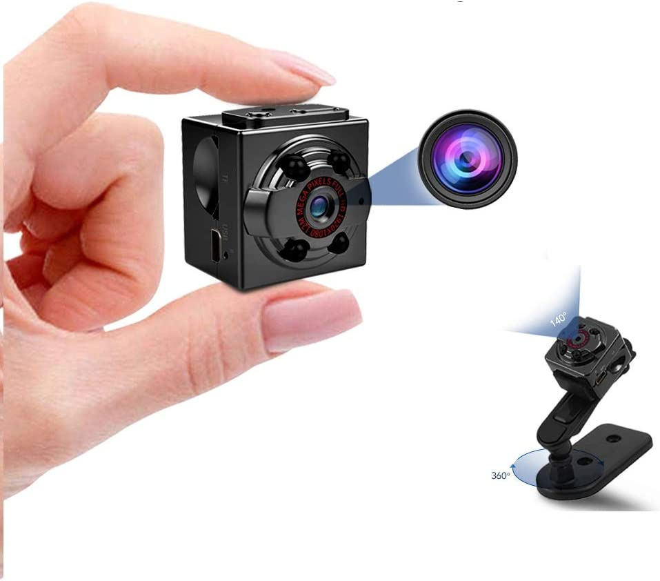 2gb Full HD Camera Mini Small Security Camera Car Sport Spy Cam Video A182
