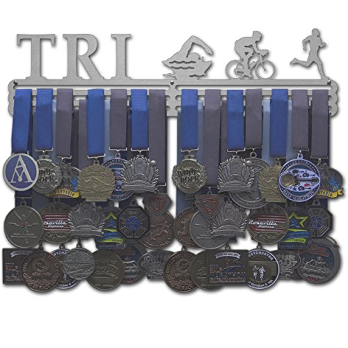 Allied Medal Hanger - Triathlon Figures - Male (18