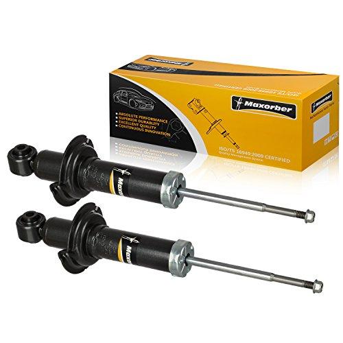 Maxorber Rear Left Right Shocks Struts Absorber Compatible with Acura RSX 2002 2003 2004 Shocks Struts Absorber 341376 71114
