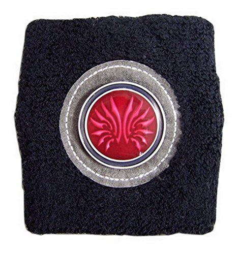 Tsubasa Wing Icon - Tsubasa Wing Icon Metal Piece Wristband GE-8141