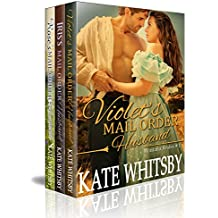 Montana Brides - 3 Book Bundle Box Set: A Clean Historical Mail Order Husband series