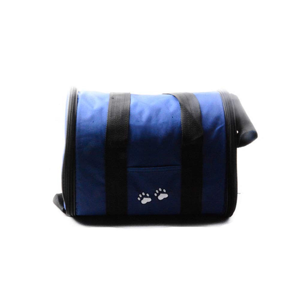 bluee X-Large bluee X-Large Pet Bag Comfort Travel Bag Large Capacity Out Carrying Backpack,bluee,XL