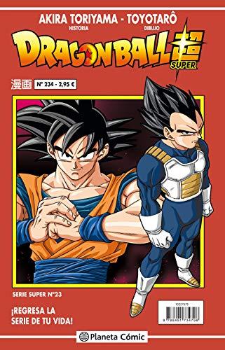 Dragon Ball Serie roja nº 234 (vol5): 222 (Manga Shonen) por Akira Toriyama