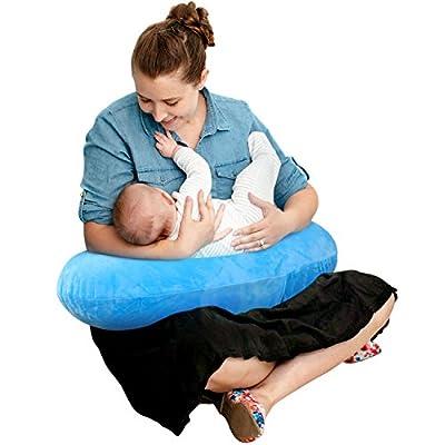 Inflatable Nursing Pillow