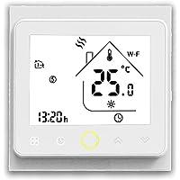 BecaSmart-serie 002 16A LCD-aanraakscherm Elektrische verwarming Intelligente programmeerbesturingsthermostaat met wifi…