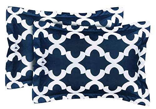 Printed Comforter Set Queen Navy Duvets along Comforters