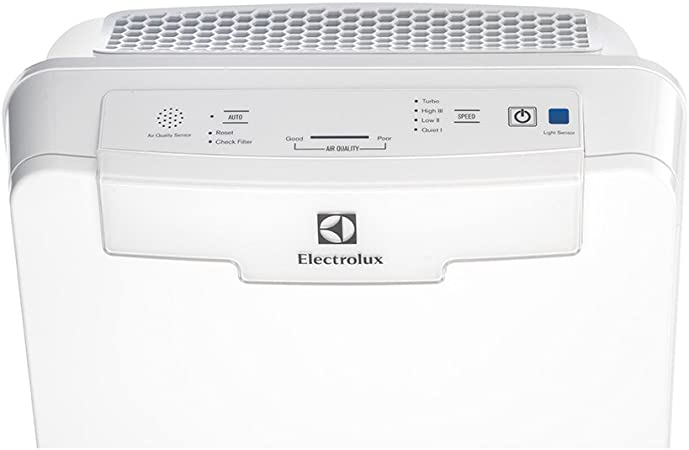 Electrolux EAP150 52dB Blanco - Purificador de aire (153 m³/h, 52 dB, 1,9 m, Blanco, HEPA/carbono, 350 mm): Amazon.es: Hogar