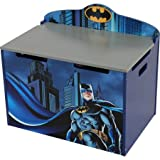 O'Kids Batman Multicolor MDF Toy Box