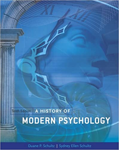 Amazon a history of modern psychology psy 310 history and a history of modern psychology psy 310 history and systems of psychology 10th edition fandeluxe Image collections