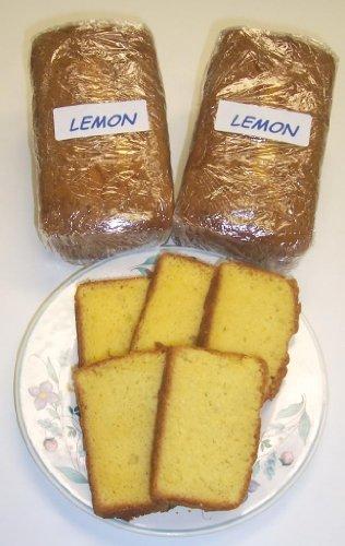 Scott's Cakes Lemon Cake 2 Loaf Box