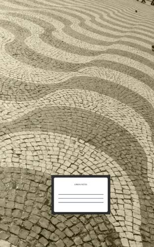 (Street music Lisbon: - Personal diary and composition notebook -  College Ruled 100 sheets/200 pages - 5