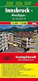 img - for Innsbruck 1:12,000 / 1:5,000 Tourist Street Map F&B (English, Spanish, French, Italian and German Edition) book / textbook / text book