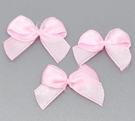 dojore 50/x Mini Plain cinta lazo 20/mm/ 20 mm Recortes embellecer decoraci/ón artes Oficios blanco /Calidad