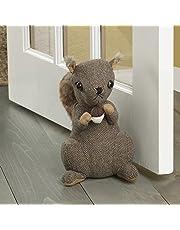Elements Squirrel Door Stopper, 10-Inch - 5207607