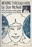 Front cover for the book Moving Through Here by Don McNeill