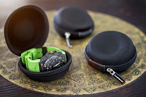 CASEBUDi Watch Travel Case - Black