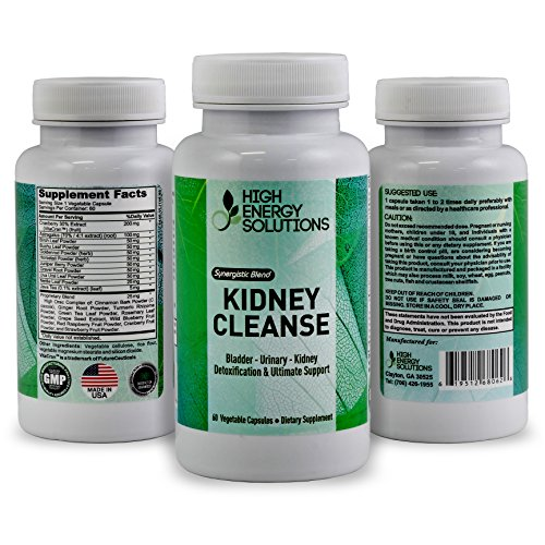 how to clean kidneys naturally