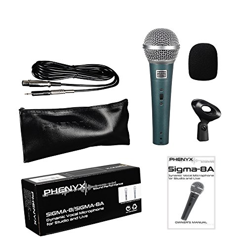 Pro Vocal Microphone - 4