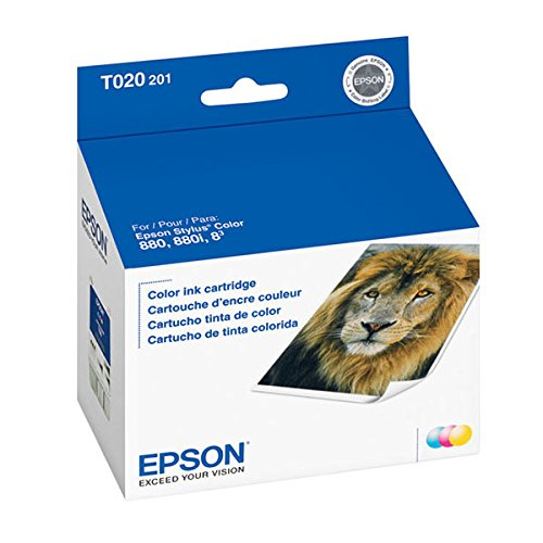 Epson Stylus Color 880/880i/83 Color Ink 360 Yield]()