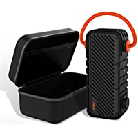 Bluetooth Speaker Outdoor Dual Driver 20W HAVIT Wireless Portable Sports Speaker, Booming Bass, 20Hour playtime, Bluetooth 4.2 66-Foot Connect Range & Power Bank Supported, IPX5 Waterproof, Shockproof